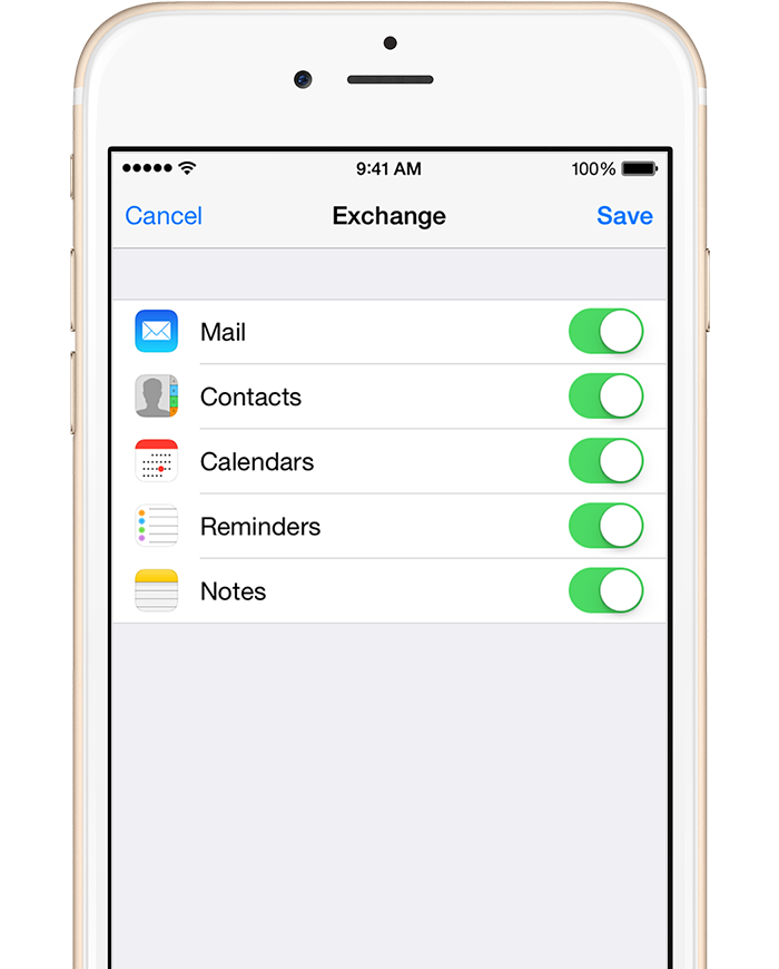 how to delete exchange email on iphone 7